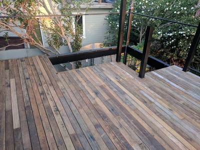 Recycled Hardwood Lining Cladding And Boards Northern