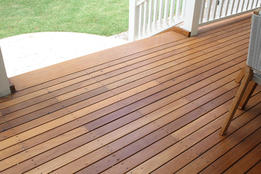 Hardwood decking recycled timber decking northern for Reclaimed wood decking