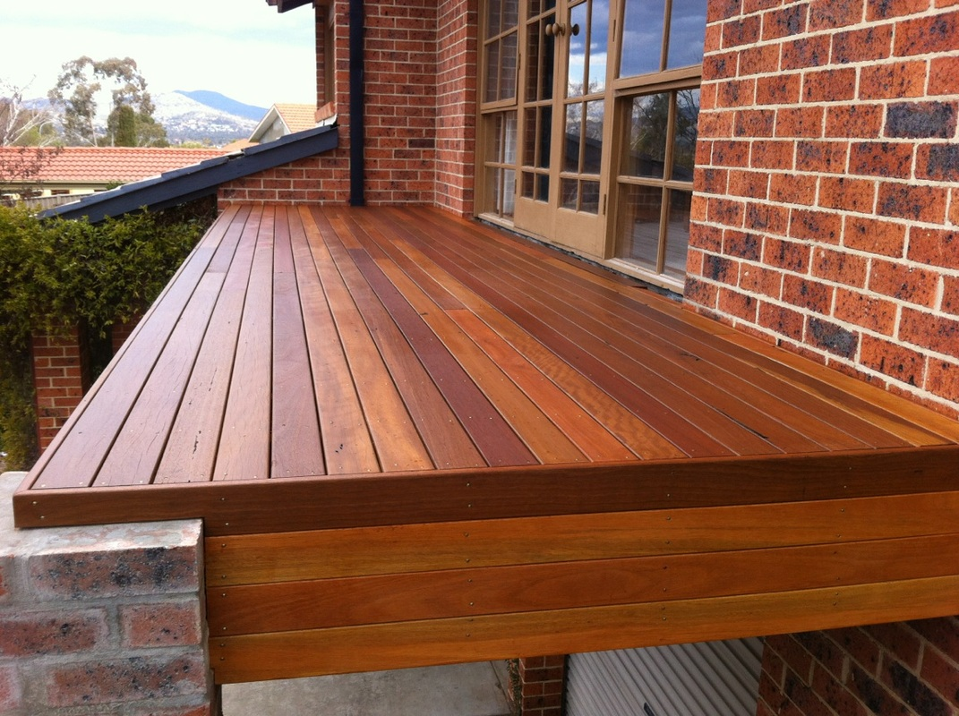 Hardwood decking recycled timber decking northern for Hardwood timber decking