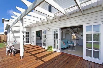 Recycled Decking - Australian hardwood