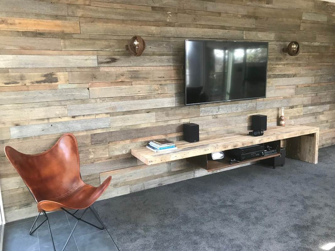 Timber Wall Panels | Recycled Timber Wall | Northern Rivers Timber