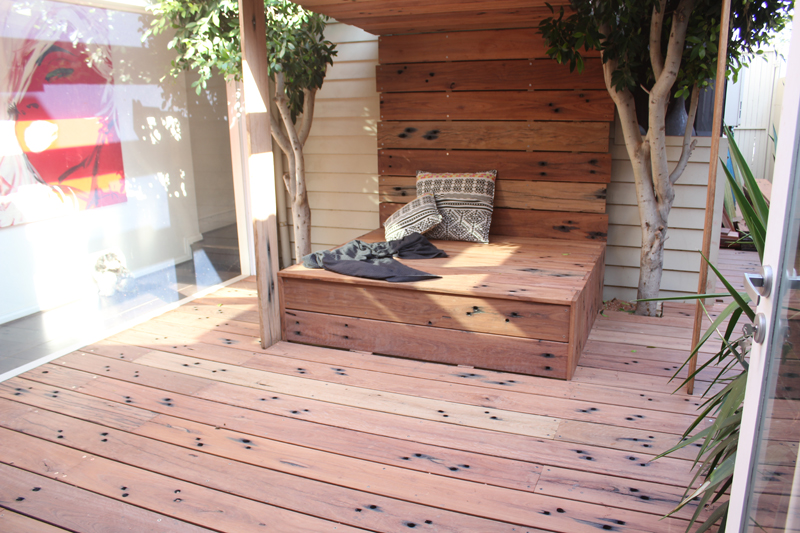 Category Railway Sleeper Decking Northern Rivers