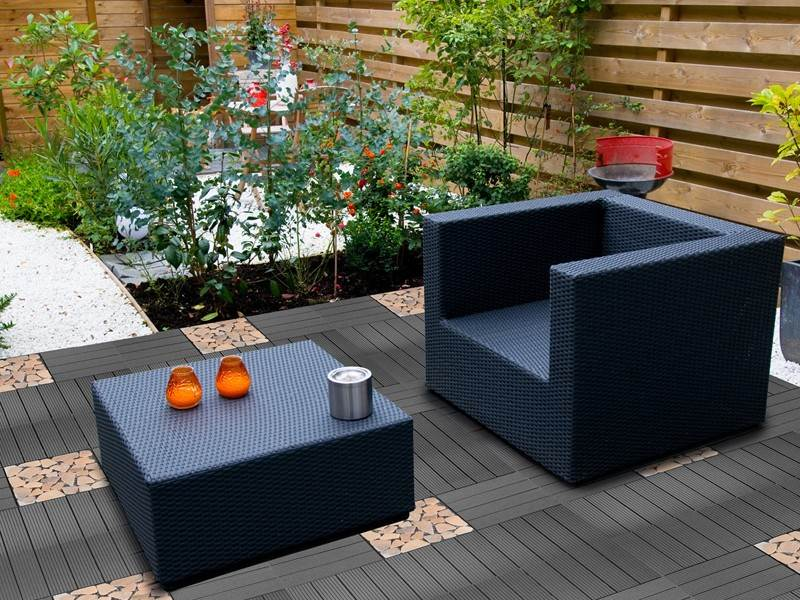 deck tile gallery northern rivers recycled timber. Black Bedroom Furniture Sets. Home Design Ideas